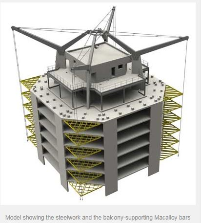 Westbury Park Engineering Structural Steel Services